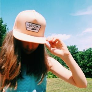 Vans Peach Hat 🍑 🧢